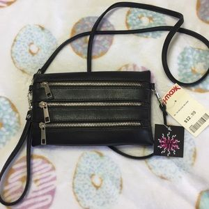 Olivia Miller Crossbody Purse/ Wristlet